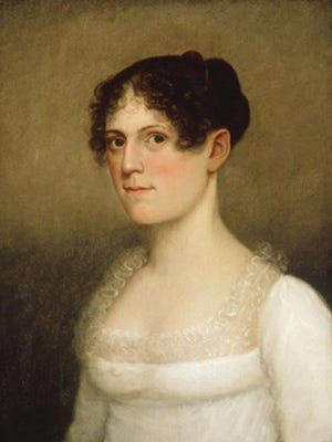 The portrait believed to be of Theodosia Burr Alston, found on the coast of North Carolina in the 1860s, has led some to believe the socialite either died off the coast of the state or made it to shore and lived under a new name.