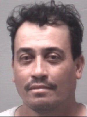 Suspect Reyes Ortiz is in custody.