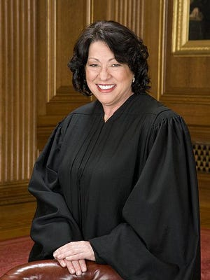 Sonia Maria Sotomayor is the first Hispanic justice on the United States Supreme Court Justice.