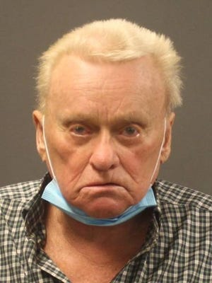 A booking photo for David J. Bowering, accuded of drunken vehicular homicide