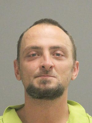 Joseph Peppers, 37, is charged with first-degree murder in the death of Rachel Dishman.