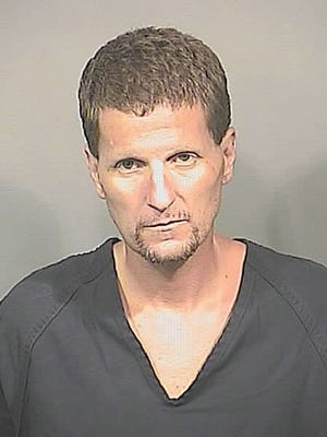 9:38 a.m. May 31. -- Arrested: Travis William Gerry, 41, of 1627 Jacinto Ave., Palm Bay. Charges: robbery/unarmed, larc grand theft of controlled substance, robbery/unarmed, larc grand theft of controlled substance.