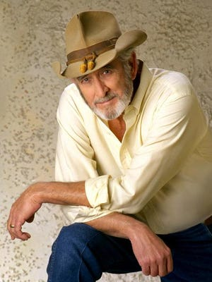 Country singer Don Williams.
