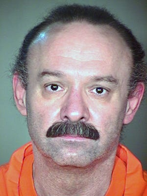 FILE-This undated file photo provided by the Arizona Department of Corrections shows inmate Joseph Rudolph Wood.
