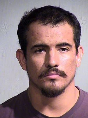 Buckeye police arrested 22-year-old Ivan Gamboa on Nov. 17, 2014 after a 12-year-old girl told officers he engaged in sexual contact with her.
