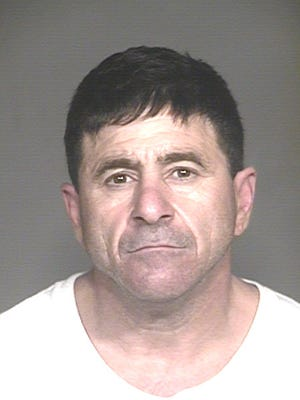 Tempe police shot John Landolfi, 55, on Nov. 25, 2014 after officers said he tried to ram them with a car.