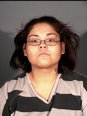 Joanna Grajeda, 21, was arrested and charged with conspiracy to commit a robbery and robbery against a person over 60. All arrested are innocent until proven guilty. Bail was set at $40,000.