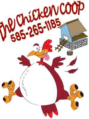 chicken coop logo