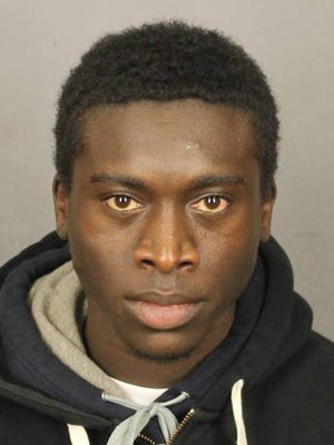 Brian Baxter, 19, charged with second-degree murder for the shooting death of Quadrey Henderson-Speed on Feb. 18, 2015.