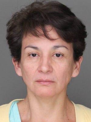 Police say Maria Marquez filed a false report.