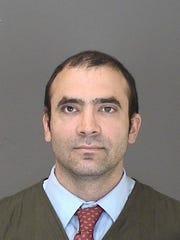 Norris Acosta-Sanchez, a rape suspect from Ramapo,