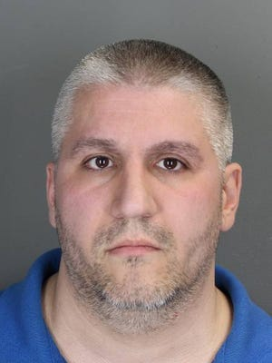 Patrick Crowe, 36, of Middletown, was convicted of sexually abusing a Congers boy for years.