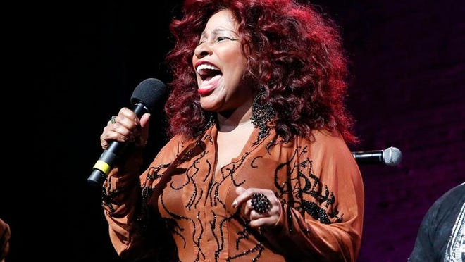 R&B singer Chaka Khan will headline the Steve Chase Humanitarian Awards Saturday at the Palm Springs Convention Center.
