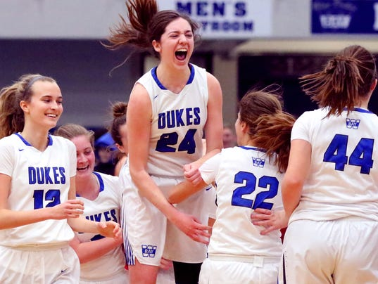 Whitefish Bay Girls Basketball