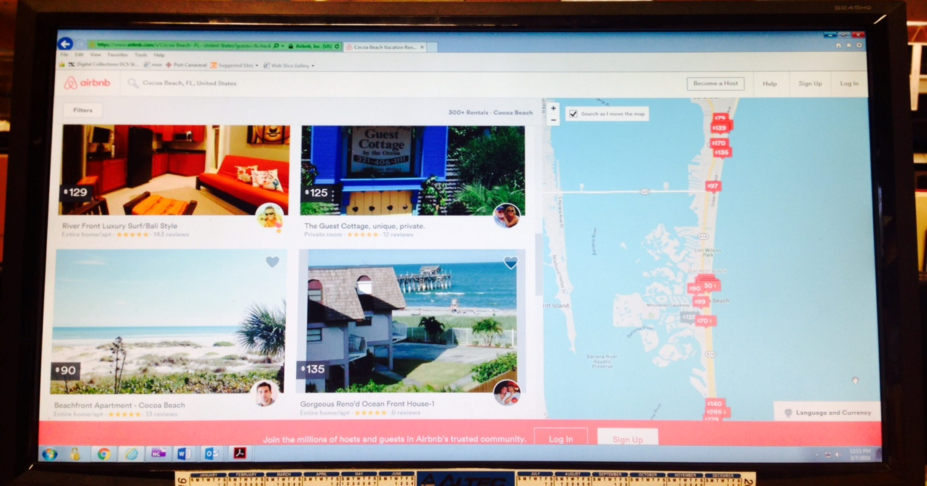 Brevard deal with Airbnb to boost tourist tax revenue