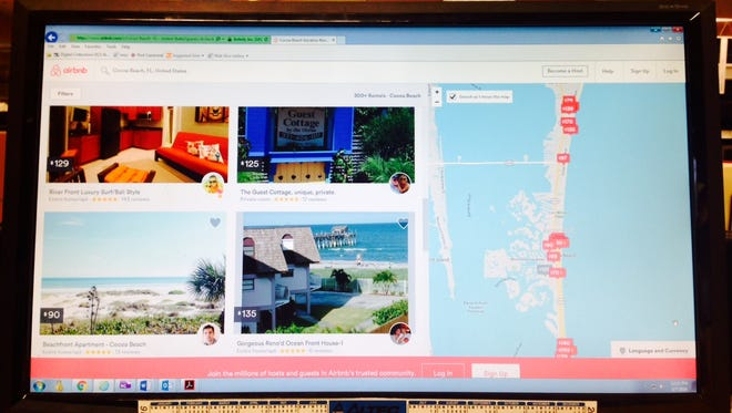 Proposed state legislation will remove local power over how vacation rentals, lie Airbnb, are regulated.