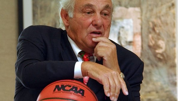 Rollie Massimino's contract was the most controversial
