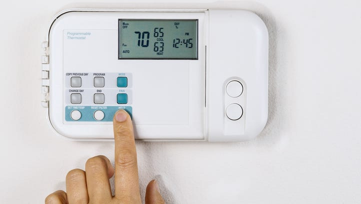 You can crank down the air conditioning temperature