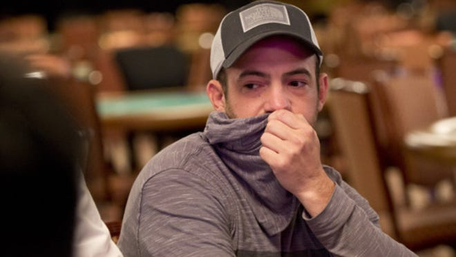 Joe Cada, of Shelby Township, hit it big by winning the World Series of Poker Main Event in 2009, at age 21.