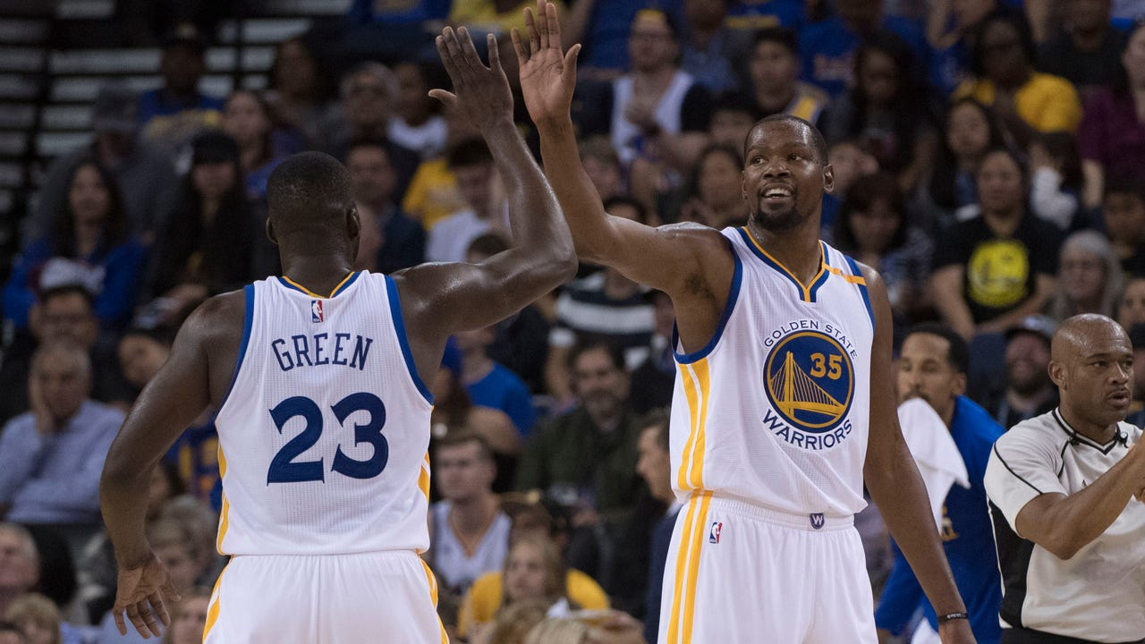 USA TODAY Sports' Sam Amick feels that while the Warriors look dominant in the pre-season, you can never jump to conclusions for the regular season.