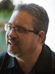 La Clinica de Familia CEO Virgil Medina. 2017 file photo.