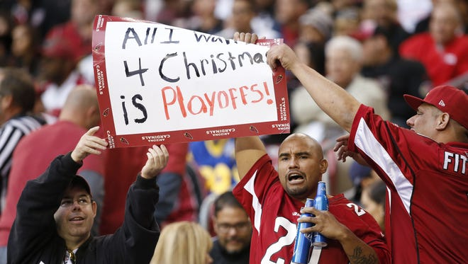 The Arizona Cardinals could still make the playoffs. Technically.