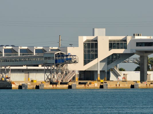 Cruise Terminal 5