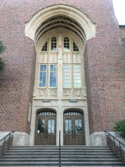 The William Johnston building at FSU