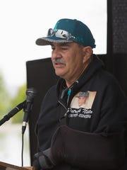 Robert Nieto, speaks about his son Patrick Nieto, who