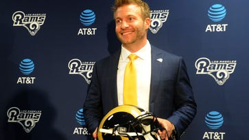 Rams don't overlook young Sean McVay for head coaching hire