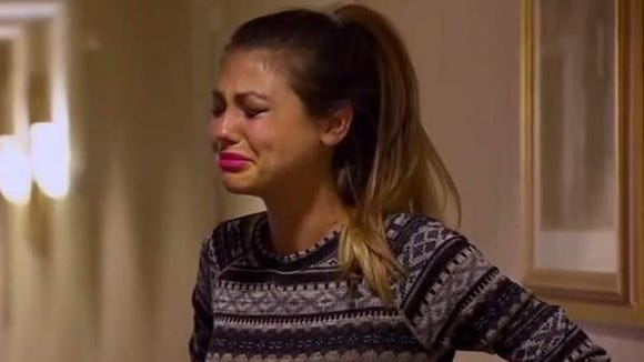 Britt cry
