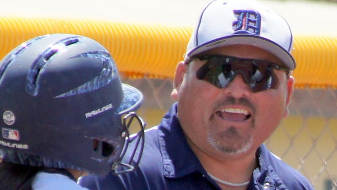 DHS Softball Head Coach Noel Nunez is keeping the Lady Cats motivated for a possible state playoff berth.