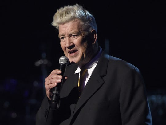"""""""Twin Peaks"""" director and co-creator David Lynch, pictured"""