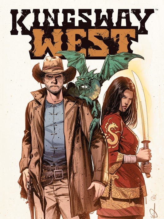Kingsway West cover