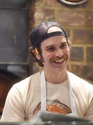 Tandy Wilson, chef/owner of City House.