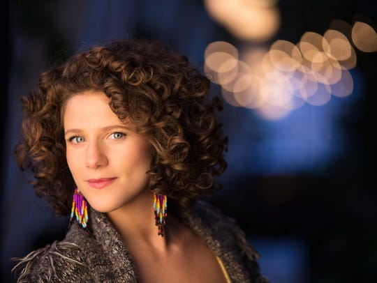 Cyrille Aimee will perform Friday night at the Lawrence