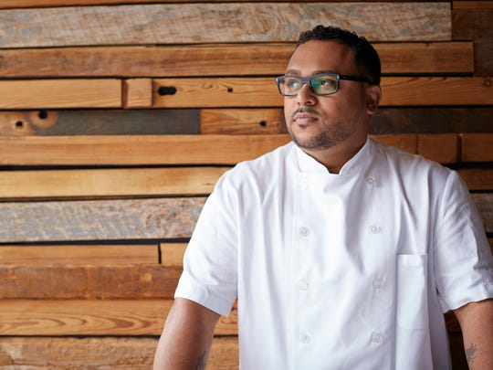 'I  think if there is one thing that has been at the forefront and will continue to be at the forefront it's vegetables in cuisine …,' says Kevin Sbraga, 'not just vegetables as center of the plate, but much more focus on vegetables as the meal.''