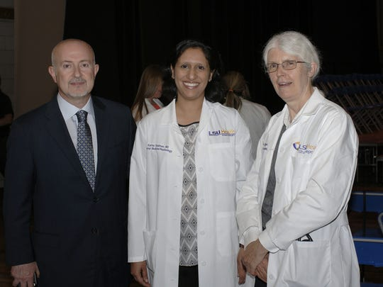 Drs. Ghali Ghali, Karina Sulaiman, Jane Eggerstedt