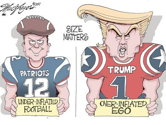Patriots vs. Trump
