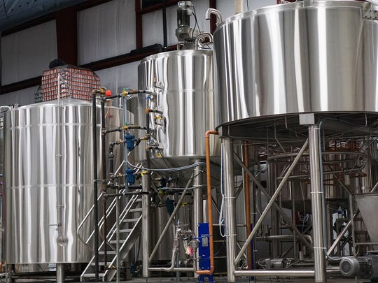 TailGate Beer has a new 50-barrel brewhouse with the potential to brew up to 120,000 barrels of beer per year.