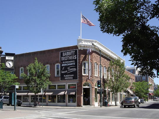 Flagstaff's compact downtown makes it perfect for exploring