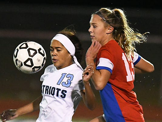 Girls Soccer: Shore Conference Final, Wall vs. Freehold Twp on 10/26/2017