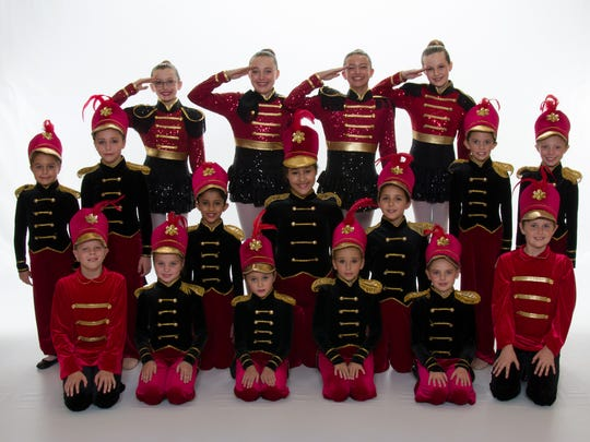"""the Fairy Tale Nutcracker"" takes over Golden Gate High School, Dec. 10."