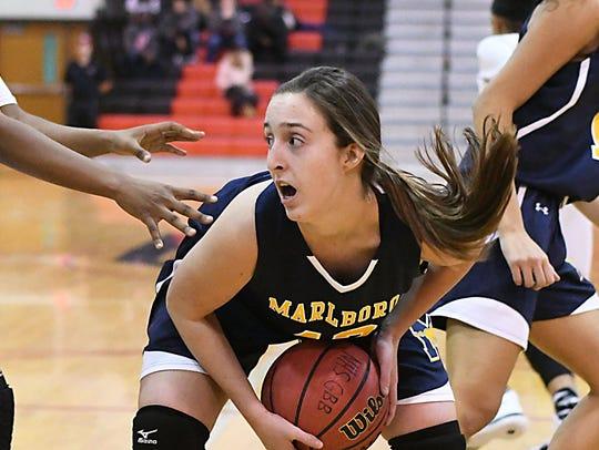 Girls Basketball: Opening day, Marlboro at Neptune