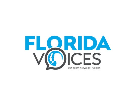 Florida Voices is a project of the USA TODAY Network-Florida that spotlights the issues that matter most to Floridians as the 2018 election approaches.