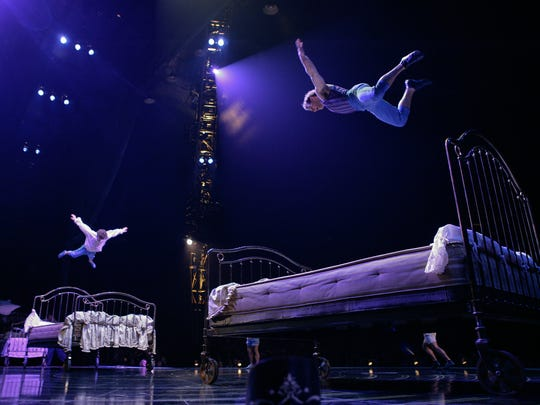 Cirque du Soliel: Corteo opens May 3 at U.S. Bank Arena.
