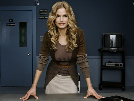 "Kyra Sedgwick stars in ""The Closer,"" one of the series"