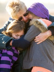 ERIN McCRACKEN / Courier & Press Archives 