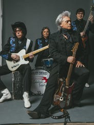 Marty Stuart & His Fabulous Superlatives perform May