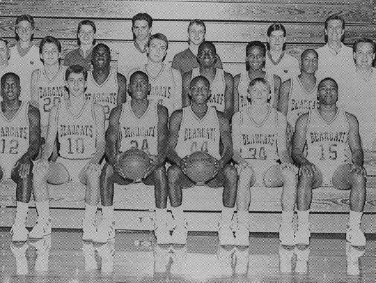 A file photo of the 1988 Central team that won state.